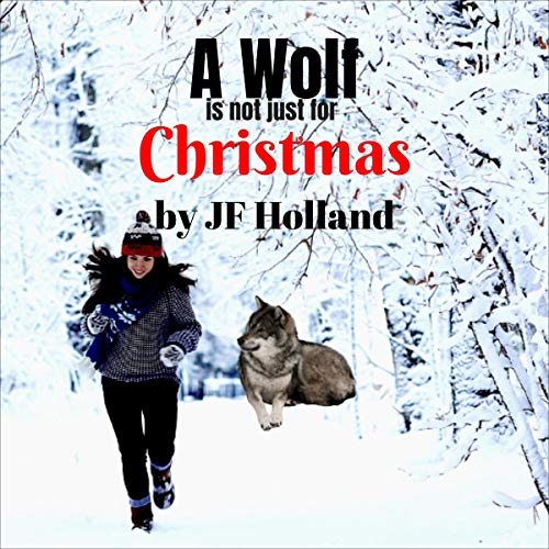 A Wolf Is Not Just for Christmas cover art