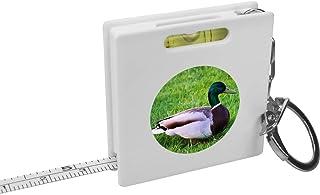 'Duck' Keyring Tape Measure / Spirit Level Tool (KM00004658)