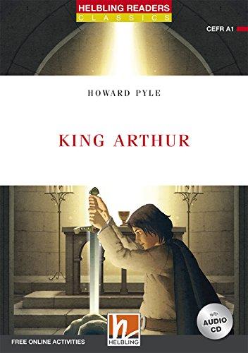 Hel Readers Red 1 The Story King Arthur-CD-ezone King Arthur. Audio CD. E-zone [Lingua inglese]
