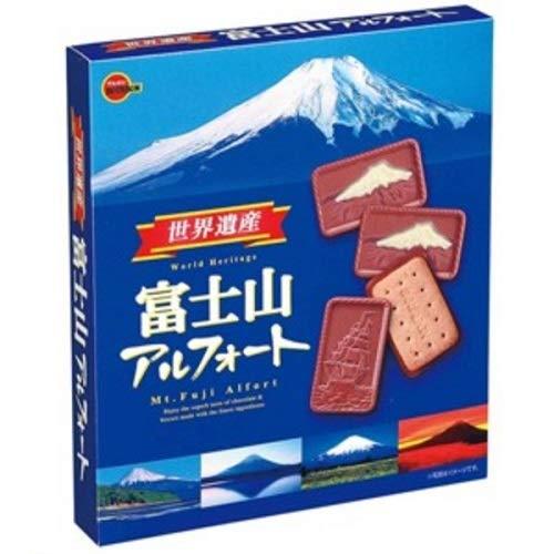 ブルボン 世界遺産 富士山アルフォート 20個