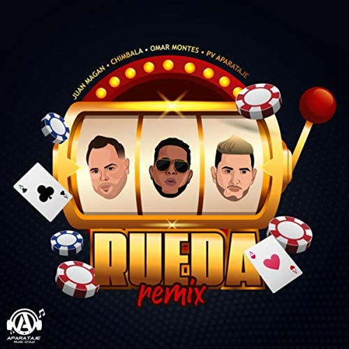 Chimbala, Juan Magán & Omar Montes feat. PV Aparataje