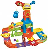 VTech Toot-Toot Drivers - My First Interactive Construction Site + Didier the Dumper Truck [English Language not Guaranteed]