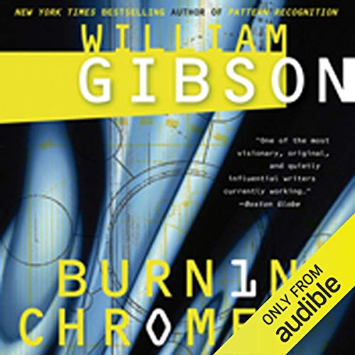Burning Chrome  By  cover art