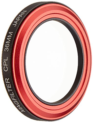 Carry Speed MagFilter Polfilter 36mm zirkular/magnetischer CPL-Filter für Canon PowerShot S95/S100/S110