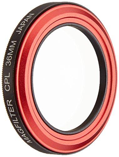 Carry Speed MagFilter Polfilter 36mm zirkular/magnetischer CPL-Filter für Canon PowerShot S95/S100/S110