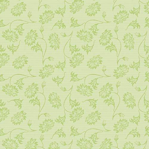 Mank Tischdecken aus Airlaid | Mitteldecken 80 x 80 cm Tischdecke für Gastronomie | 80 x 80 cm | 20 Stück | Lisboa (Grün)
