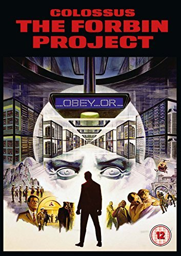 Colossus: The Forbin Project ( 1970 ) ( The Day the World Changed Hands ) [ Origine UK, Nessuna Lingua Italiana ]