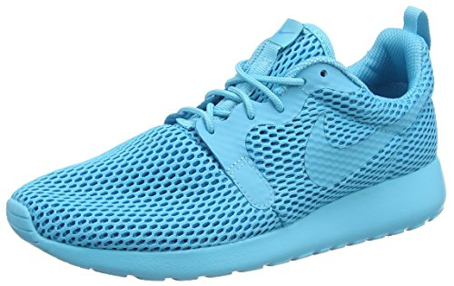 Nike Damen Roshe One Hyperfuse Br Laufschuhe, Blau (Gamma Blue/Gamma Blue/Blue Lagoon), 37.5 EU