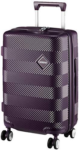 [アメリカンツーリスター] スーツケース キャリーケース グルービスタ スピナー 55/20 TSA 機内持ち込み可 保証付 34L 2.9kg シェードパープル2