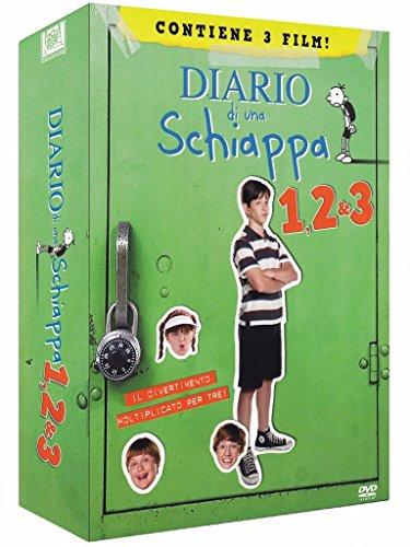 Diario Di Una Schiappa (Box 3 Dv)
