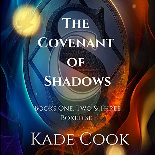 The Covenant of Shadows Collection audiobook cover art
