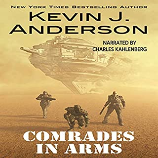 Comrades in Arms cover art