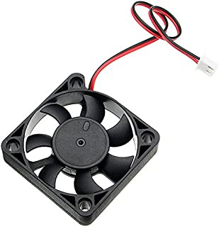 Alamor 5000R / Min Dc 12 V Motocicleta Radiador Cargador Ventilador De Enfriamiento Refrigerador Eléctrico 5X5 Cm