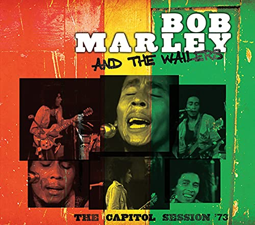 The Capitol Session '73 (CD/DVD)
