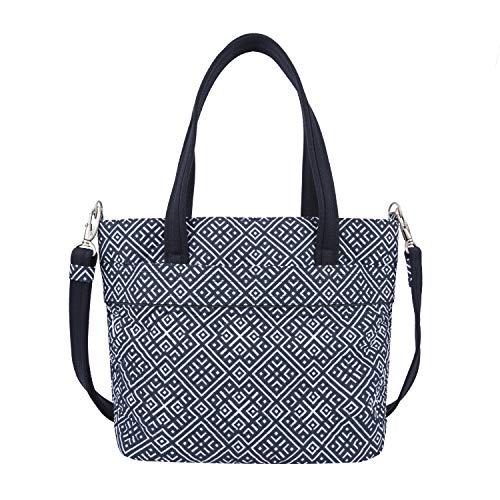 Travelon: Anti-Theft Boho Tote Bag - Mosaic Tile