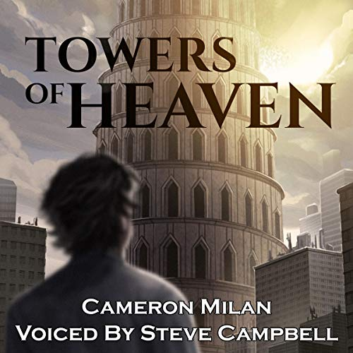 Towers of Heaven: Book 1 cover art