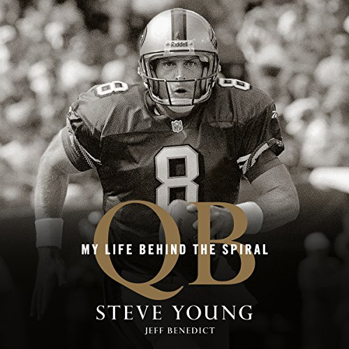 QB audiobook cover art