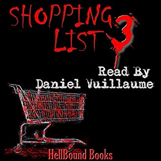 Shopping List 3     21 Tales of Terror              By:                                                                                                                                 Richard Raven                               Narrated by:                                                                                                                                 Daniel Vuillaume                      Length: 11 hrs and 25 mins     2 ratings     Overall 4.5