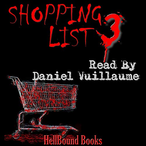 Shopping List 3 audiobook cover art