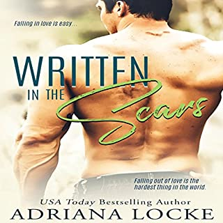 Written in the Scars audiobook cover art