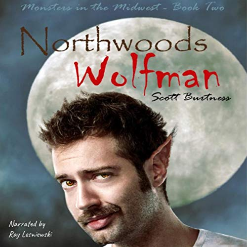 Northwoods Wolfman cover art
