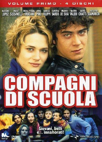 Compagni Di Scuola - Serie Completa #01 (Eps 01-16) (4 Dvd)