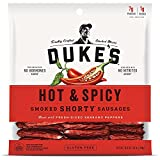 Duke s Hot & Spicy Pork Sausages, 16 Ounce