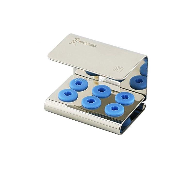 ダイヤモンドアフリカゲージWoodpecker 歯科スケーラーチップホルダーEMS NSK SATELEC Sirona DTE スケーラーチップに適用