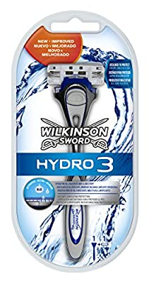Wilkinson Sword Hydro 3 Razor, 1 Refill from Wilkinson Sword