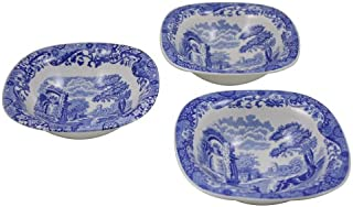 Spode Blue Italian Dipping Dishes, Set of 3