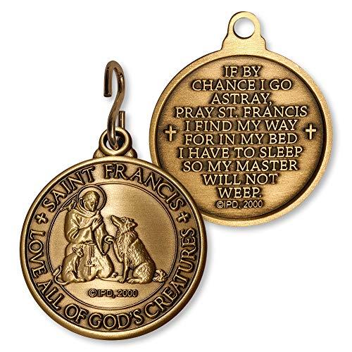 Northwest Territorial Mint Saint Francis Pet Tag