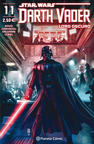 Star Wars Darth Vader Lord Oscuro nº 11/25 (Star Wars: Cómics Grapa Marvel)