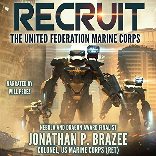 Recruit cover art