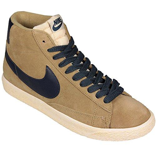 Nike M NP hyprrcvry otc-calzini de hombre, mujer, Beige/Navy