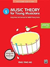 Music Theory for Young Musicians, Bk 5 (Poco Studio Edition)