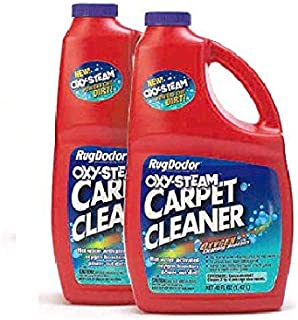 Oxy-Steam Carpet Cleaner - 2 pk.