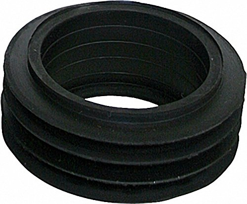 Gummi-Spülrohrverbinder Innenverbinder 55mm für Spülrohre 44mm Durchmesser