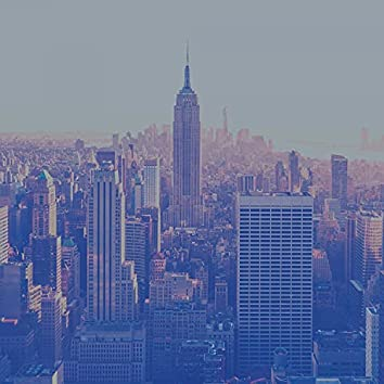 Backdrop for New York City - Fabulous Big Band Ballad with Guitar
