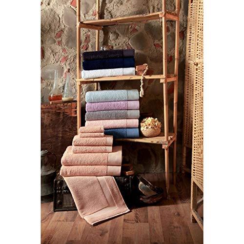 Enchante Home Signature Bath Towels (Set of 4) Pink