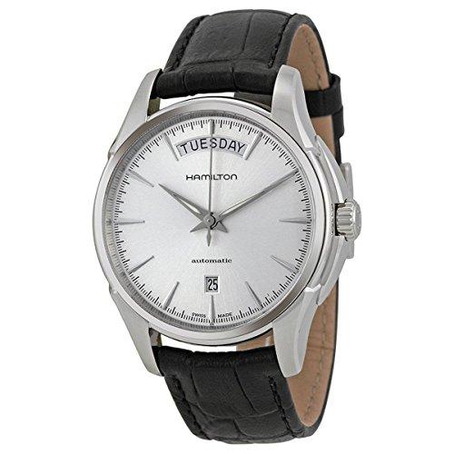Hamilton H32565735 - Reloj , correa de cuero color negro