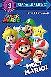 Meet Mario! (Nintendo) (Step into Reading)