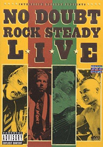 NO DOUBT - ROCK STEADY LIVE (DVD)