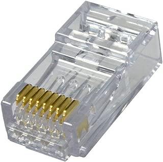 Platinum Tools Ezex44 Connector 100/Jar Accessory Box (202044J)