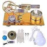 MRKE Stirlingmotor Stirling Engine Bausatz Stirling Engine Motor Model Kit
