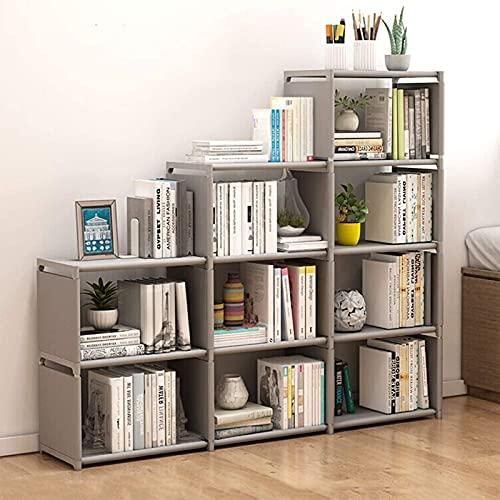 Plohee 9-Cube Storage Bookcase Organizer Now $35.99 (Was $85)