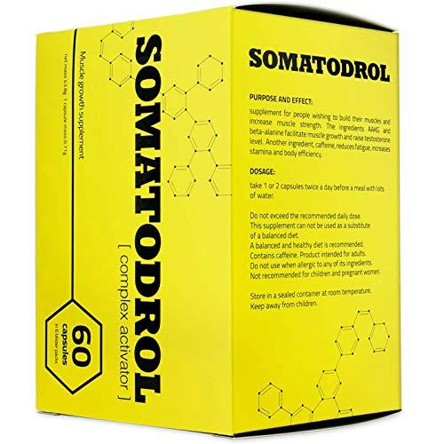 IRIDIUM LABS Somatodrol, 60 capsule