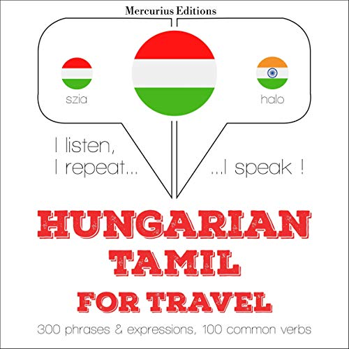 Hungarian – Tamil. For travel cover art