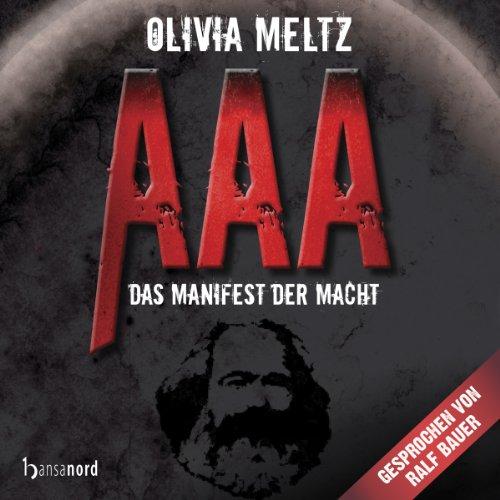 AAA - Das Manifest der Macht Titelbild