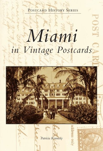 Miami in Vintage Postcards (Postcard History)