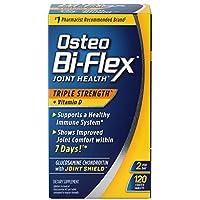 Osteo Bi-Flex Triple Strength w/Vitamin D, 120 Coated Tablets by Osteo Bi-Flex